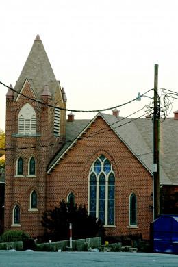 First Presbyterian Church Downtown Greenville.SC