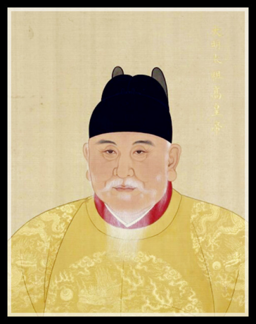 Zhu Yuangzhang was the leader of a rebellion that successfully brought down the Yuan dynasty and established another famous dynasty, the Ming dynasty.