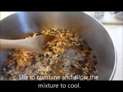 How to Make a Cookie Cutter Bird Feeder
