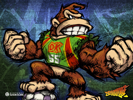 This Kong's got style...