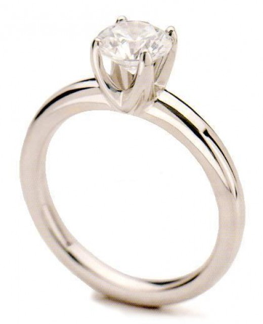 "Wedding ring or engagement ring is a tie sign saying,""There is a relationship here, please keeps off, do not interfere or do not try to get involved""."