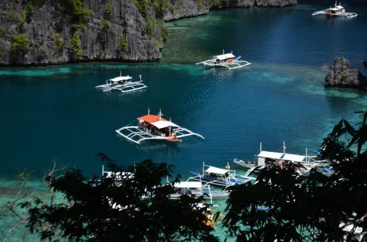 Way Kayangan Lake