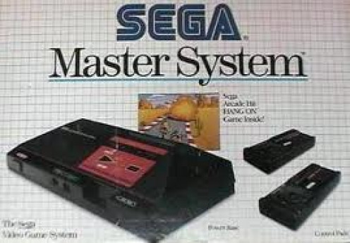 The Sega Master System was a video game system that was released in the 1980's. It was succeeded by the Sega Genesis.