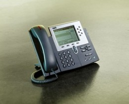 Choice of VoIP Phones