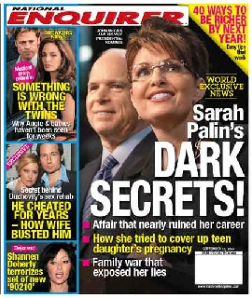 A real fake magazine