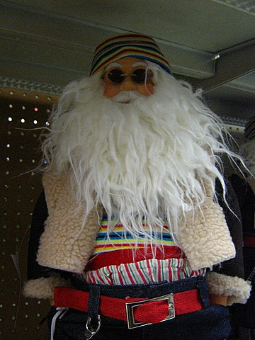 "A ""Slacker"" Santa,"" is distant, self-absorbed, never cares about YOU, just themselves."
