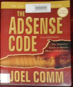 The AdSense Code by Joel Comm: Book Review