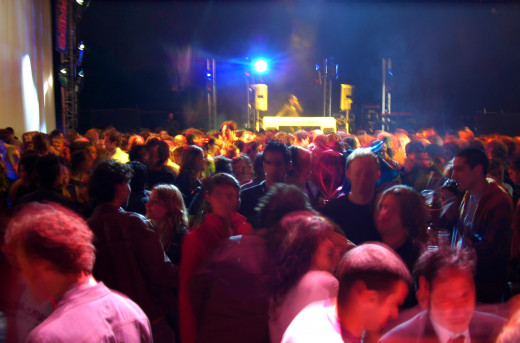 Attending social events at night and on weekends is an essential part of the college experience.