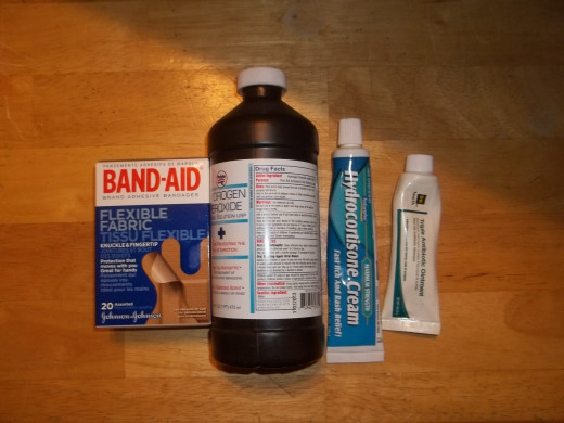 Essential First Aid Kit Items