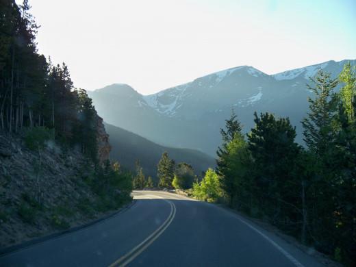 Rocky Mountain National Park - Trail Ridge Road