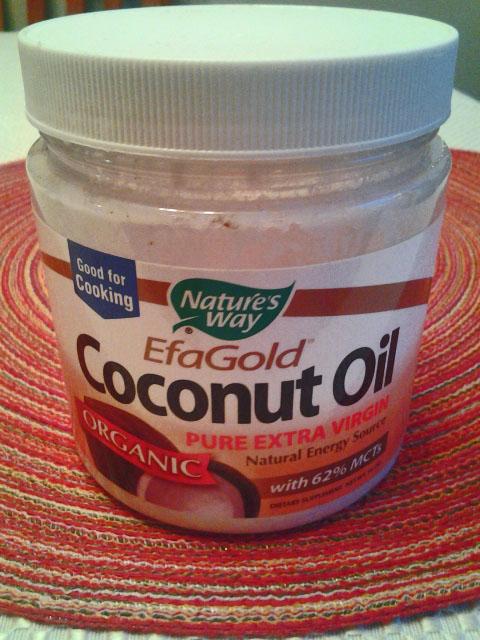 Nature's Way Organic Pure Coconut Oil