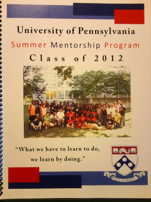 UPenn SMP 2012 Yearbook