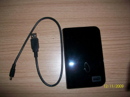 Western Digital Passport Portable Hard Drive