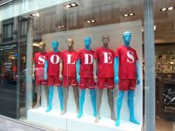 Paris Winter Sales