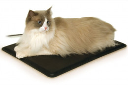 K&H 3093 Extreme Weather Kitty Pad with Fleece Cover