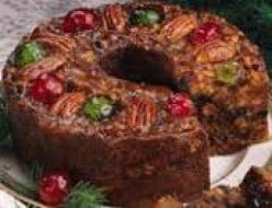 Old-Fashioned Fruitcake Baking Secrets