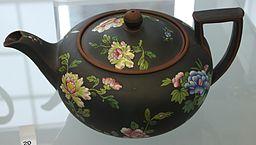 A  pretty teapot can make a great gift.