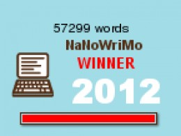 I completed 57,299 words and I'm still going....