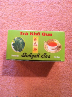 How to cleanse and detox using Artichoke and Bitter gourd TEA? The benefits of Tra qua kho!