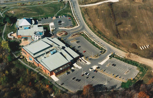 Tansley Woods Community Centre and Library, October 29, 1998