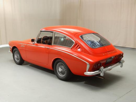 1962 Sunbeam Alpine Harrington LeMans