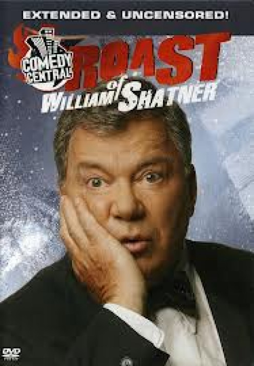 The Roast of William Shatner was hosted by none other than Seth McFarland.