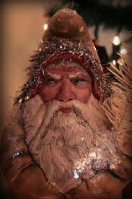 Belsnickel on a 'bad beard' day