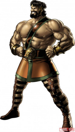Marvel: Avengers Alliance's Latest Roster Addition - Hercules