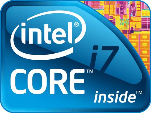 Intel Core i7 inside