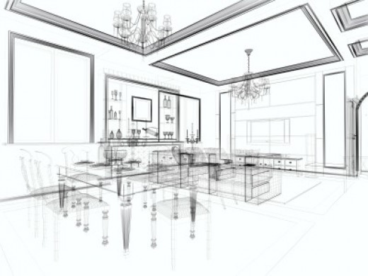 The Difference Between Interior Design And Interior Architecture Hubpages