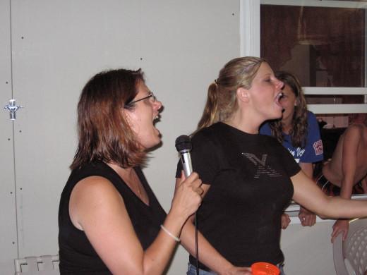 Sing like nobody can hear you!