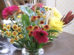Flowers for my wife, I was in the mood for love