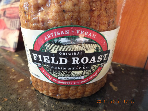 "This is the ""meat"" I used for Thanksgiving dinner. It is high in sodium so be careful with the rest of your dishes."