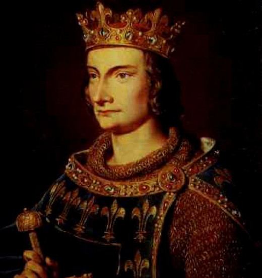 The greedy and murderous Philip IV