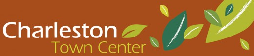 The center's new brand image is captured in banner designs
