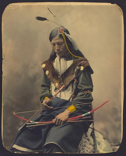 Chief Bone Necklace-Oglala Lakota-1899