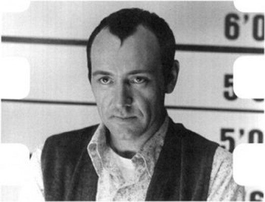 """Verbal Kint, one of """"The Usual Suspects"""""""