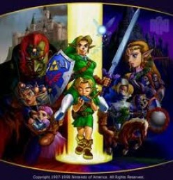 A Trip Down Memory's Game - The Legend Of Zelda Ocarina of Time