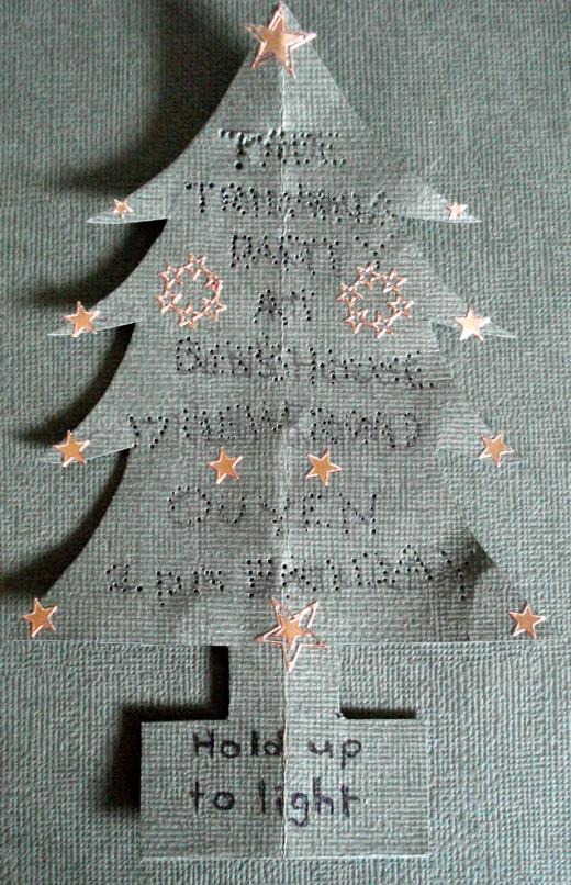 Decorate the Tree with Mini Sticker Stars