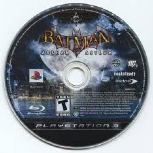 Arkham Asylum on PS3 has a very detailed environment. The Joker is your main nemesis in the game.