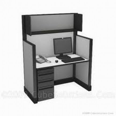Office cubicles at Work are a great way to organize your workload. Always have a calendar nearby to organize your week.