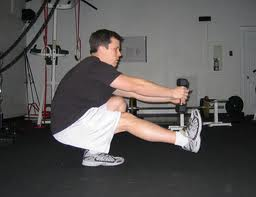 Pistol/Single Leg Squat