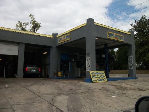 Auto Repair shop in Florida