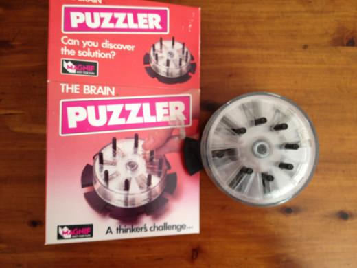 Magnif Brain Puzzler