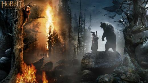 Hobbit Scenes