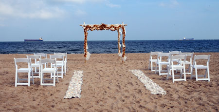 This is Virginia Beach, where we will tie the knot in June '13.
