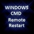 How to Use the Command Line to Remotely Restart a Windows Machine
