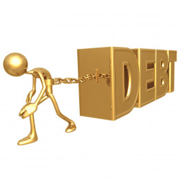 Facing overwhelming debt is no fun!