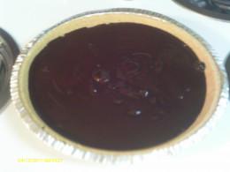 Chocolate pie.