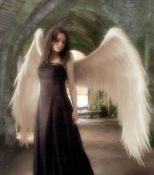 Angel from ArBo_HaCkEr Source: flickr.com